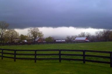 Upperville Storm