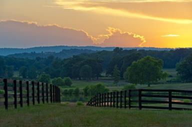 Piedmont Sunset