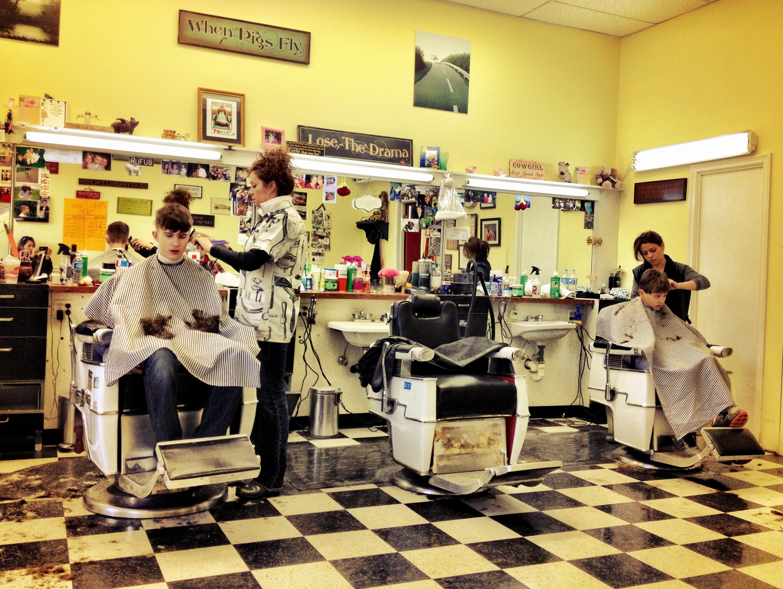 Good Old Fashioned Barber Shop