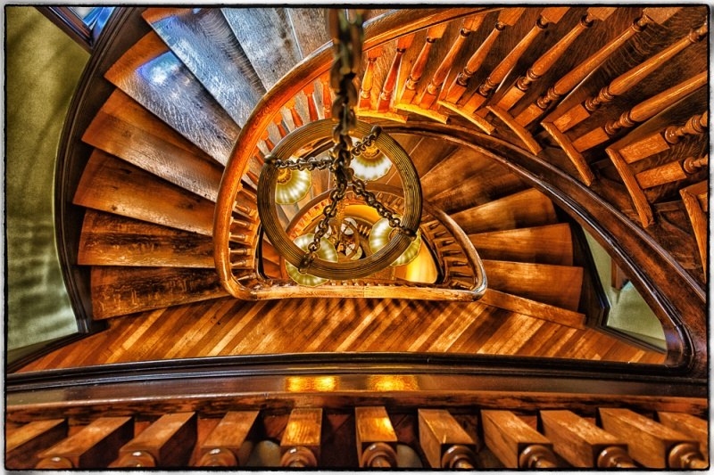 The Staircase II