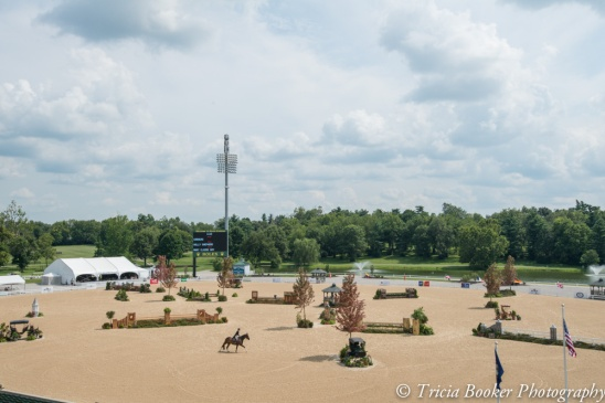 Hunter Derby Course