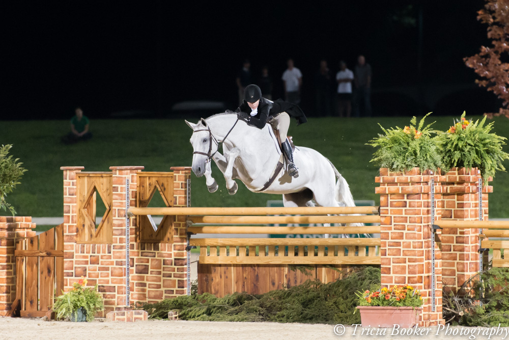 USHJA International Hunter Derby Championship | Tricia ...